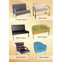 Кресло и диваны