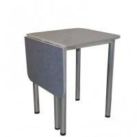 Стол раскладной 800-700_400-700 прямоугольный